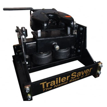 Air Ride Travel Trailer Hitch