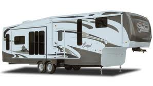 Cardinal 5th Wheel Trailer