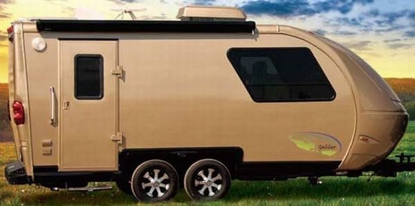 Galileo Travel Trailer