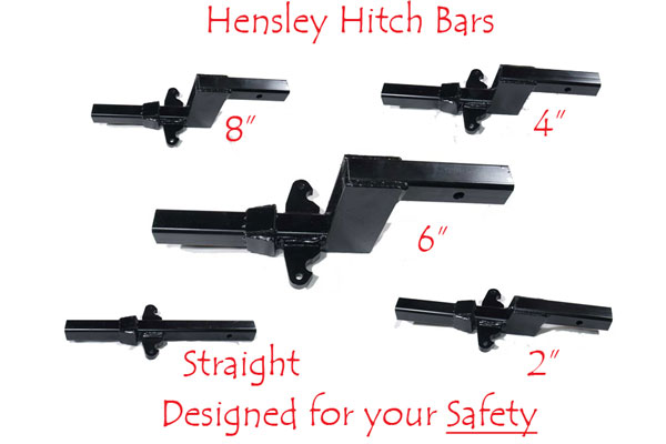 Hensley Hitch Bars