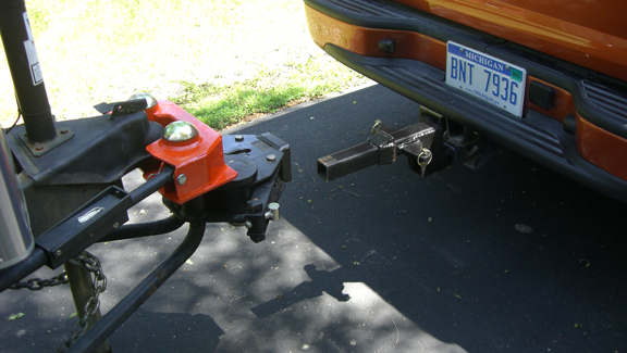 The Hensley Cub Hitch