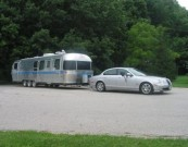 Hensley Arrow and Airstream