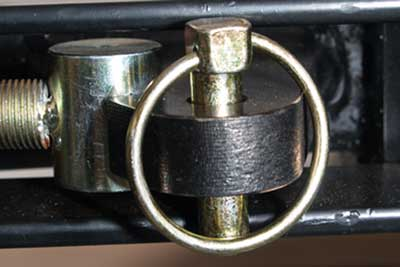 10490 Hensley Hitch D-ring Safety Pin